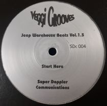 Veggie Grooves - Jeep Warehouse Beats Vol 1.5