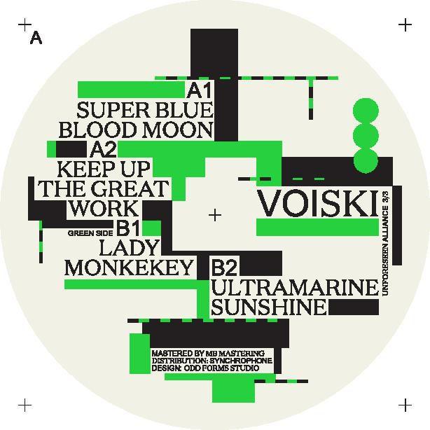 Voiski - Unforeseen Alliance 3/3 EP