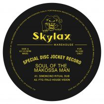 Warehous Classic 5 - SOUL OF THE MAKOSSA MAN - Simoncino, F.T.G., Groove Boys Project, Carlos Nilmnns