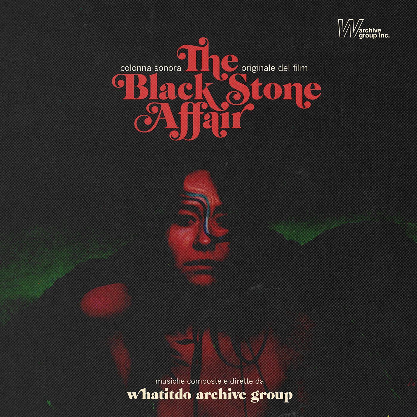 Whatitdo Archive Group - The Black Stone Affair