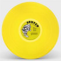 Winx - Don\'t Laugh ( Richie Hawtin Remix ) (Yellow Vinyl Repress)