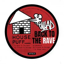 WLAD - Back To The Rave EP