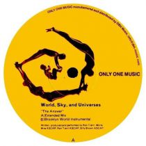 World, Sky & Universes (Ron Trent) - The Answer