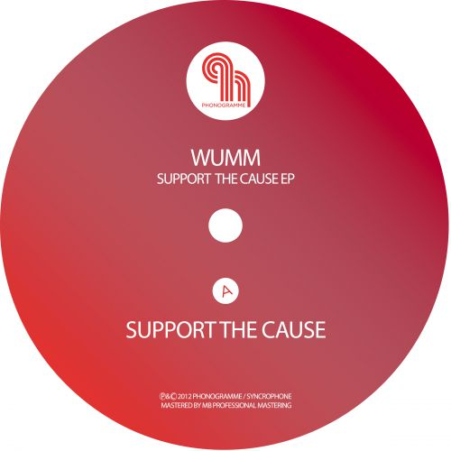WUMM - Support The Cause EP