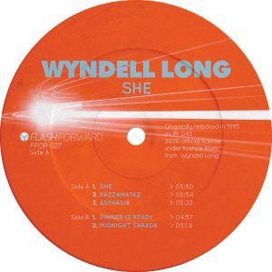 Wyndell Long - She