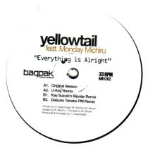 Yellowtail - Everything Is Allright